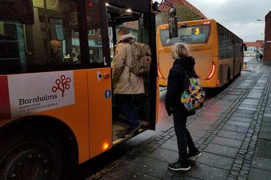 Ældre ønsker Rejsekortet indført i BATs busser