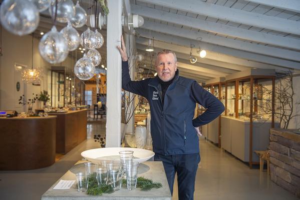 Baltic Sea Glass går fra minus til plus
