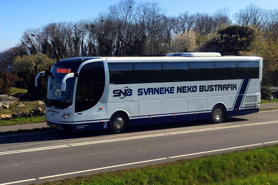 Tilbagegang hos busselskab i Svaneke