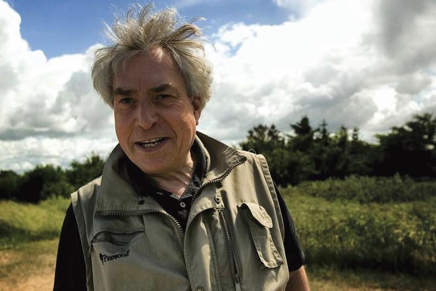 Foredrag med Georg Metz i Svaneke