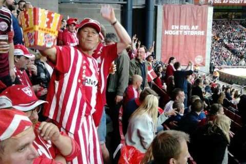 Roligans holder EM-fest i Knudsker