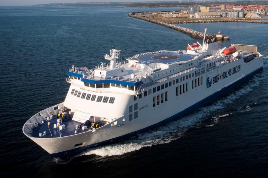 Rederi genoptager sejladsen til Tyskland
