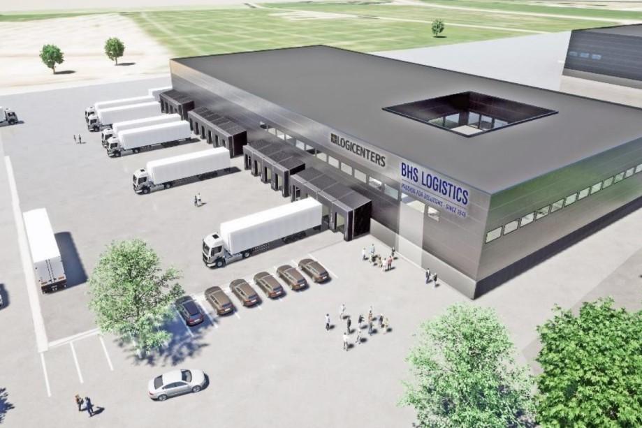 BHS Logistics bygger logistikcenter ved Køge