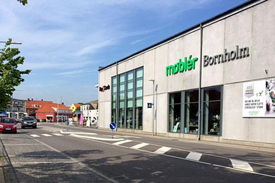 Overskud for første gang i Inhouse i Nexø