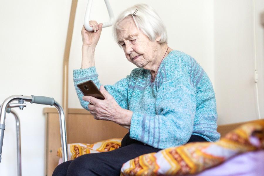 Flest ældre søger plejebolig i Rønne
