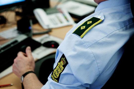 Knallert stjålet fra carport i Allinge