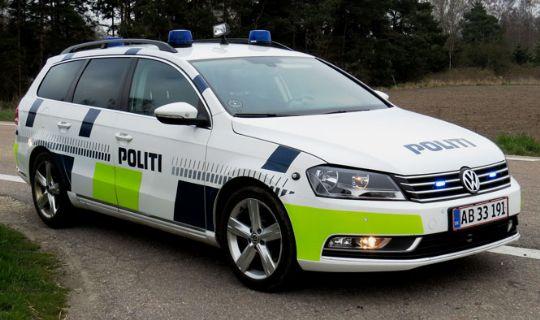 72-årig kvindelig bilist anholdt for spritkørsel