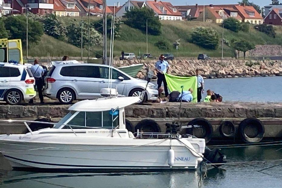 Savnet 21-årig fundet død i Sdr. Bådehavn i Rønne