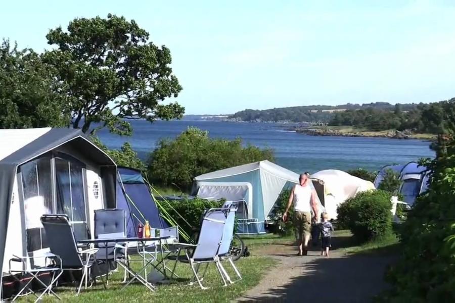 God sæson gav campingplads millionoverskud