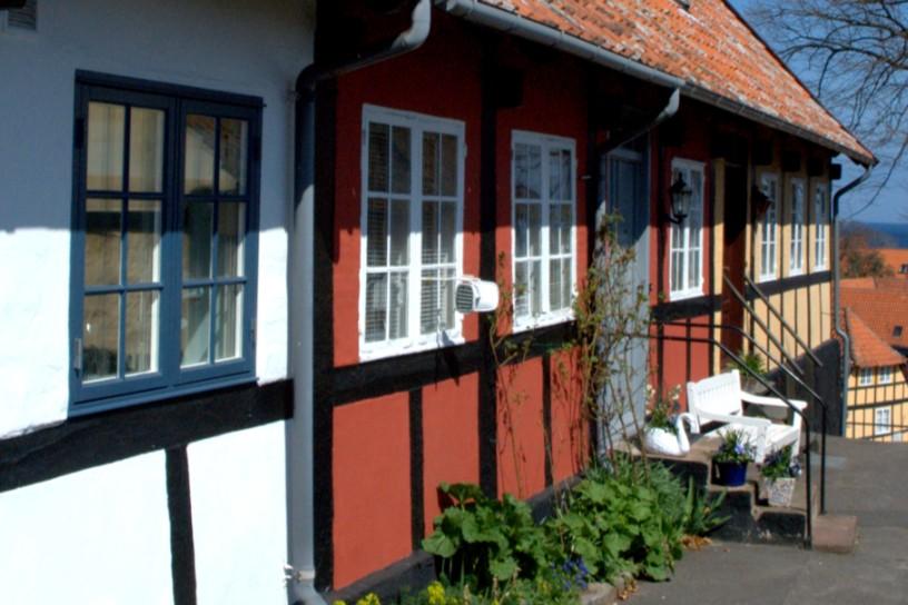 Færre boliger på Bornholm fast beboet hele året