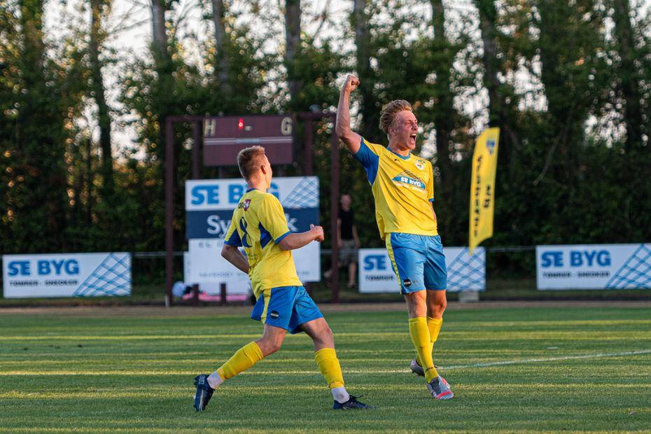 Viking møder NB i Sydbankfinalen