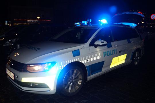 Politiet stoppede unges slagsmål
