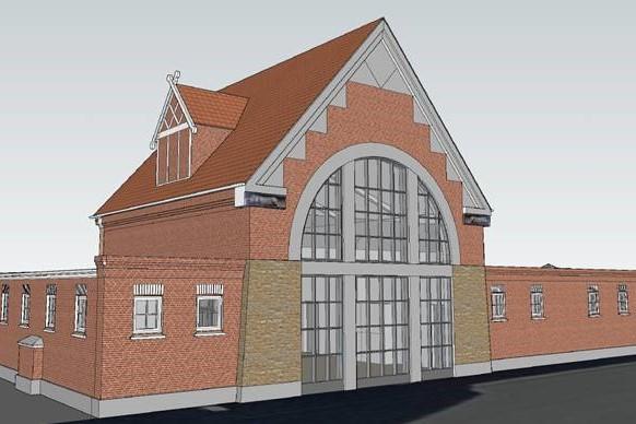 Aakirkeby kan få medborgerhus