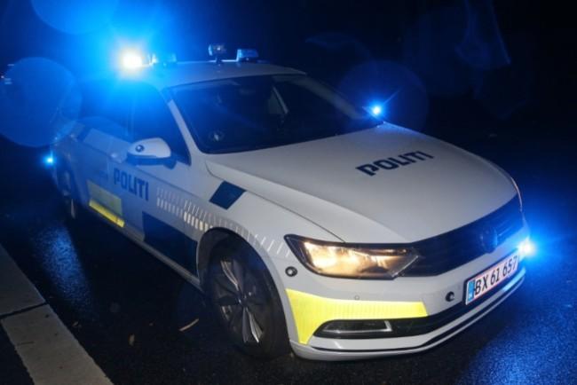 Spritbilist anholdt i Snogebæk