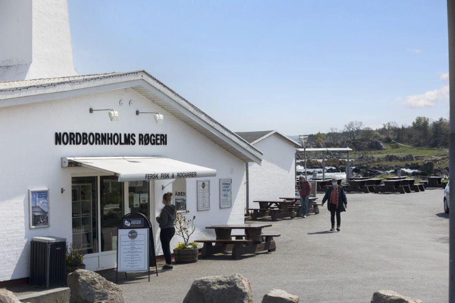 Nordbornholms Røgeri sat til salg