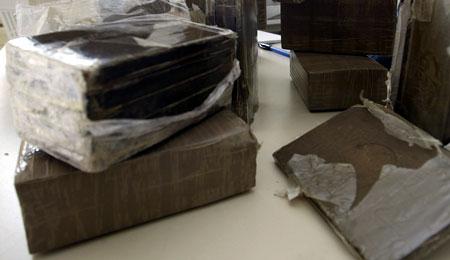 66-årig mand tiltalt for salg af 2 kilo hash