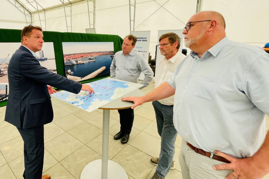 Havneplaner imponerede Venstres trafikordfører