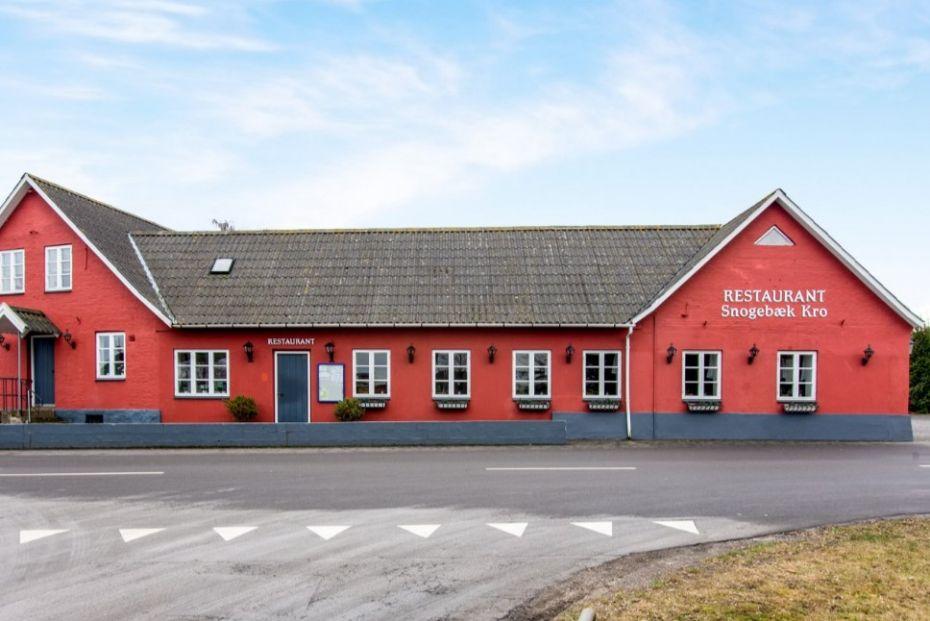 Restaurant Snogebæk Kro solgt