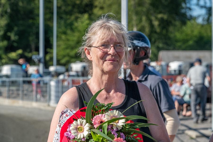 Ingen præmier til Lise Henriksens heste