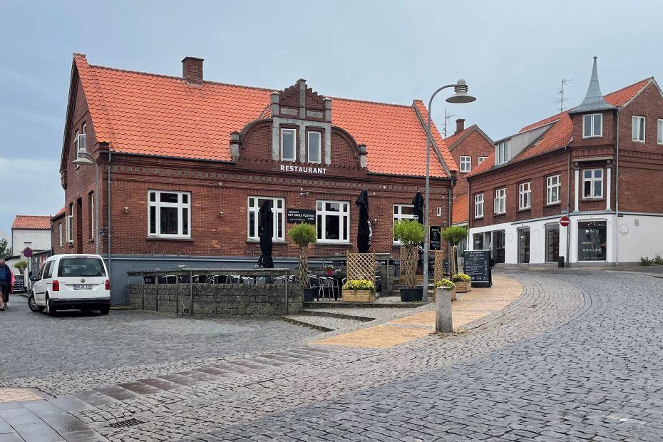 Overskud i Restaurant Det Gamle Posthus