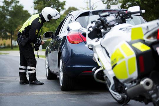 30-årig bilist skal betale 5.000 i fartbøde