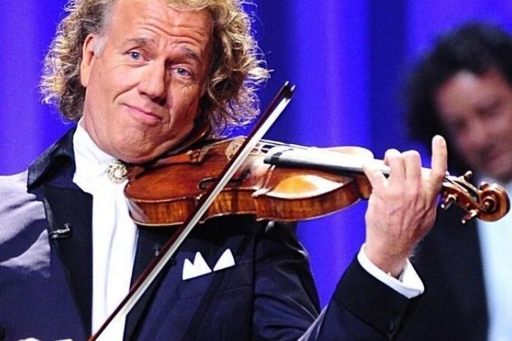 Oplev koncert med André Rieu i Rønne Bio