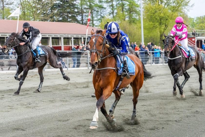 Problemer for ridetrav på Bornholm