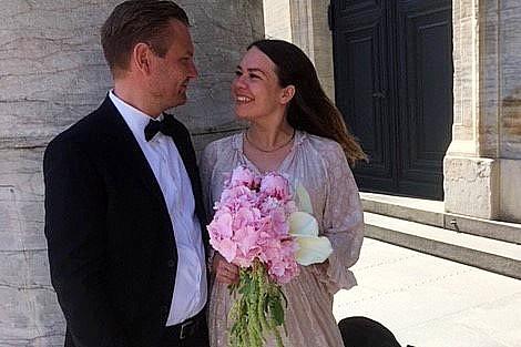 Nygift