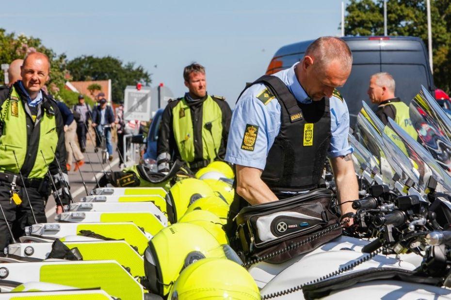 Politiet venter mindre trafik under Folkemødet