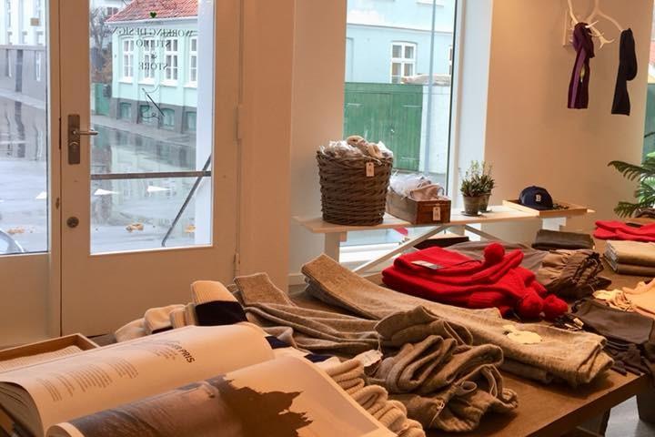 Tøjbutik kæmper fortsat med underskud