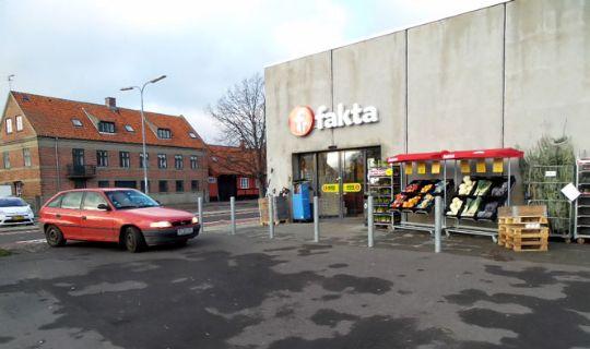 Fortsat underskud hos Fakta i Nexø