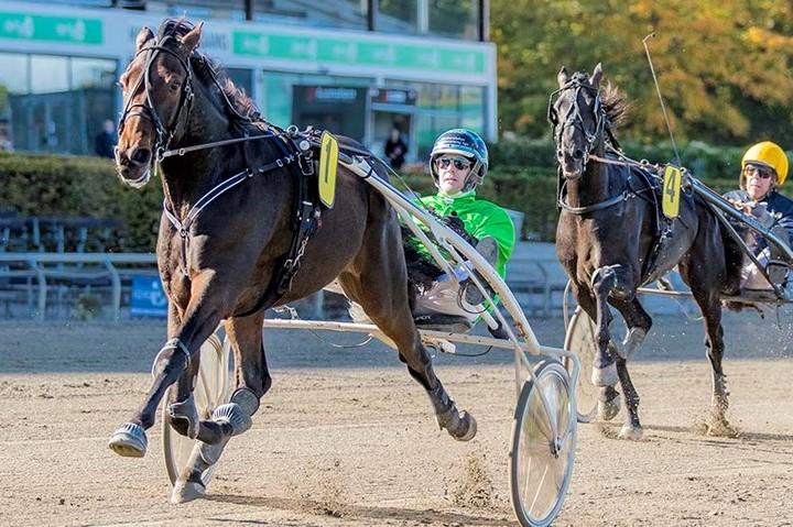 Rene Kjær vil gerne køre Gullfoss i Calles Cup