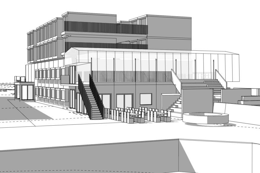 Planer om stort hotel på Tejn Havn
