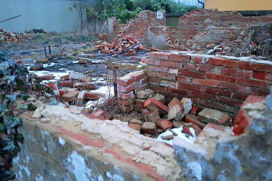 Byggeaffald er millioner af kroner værd
