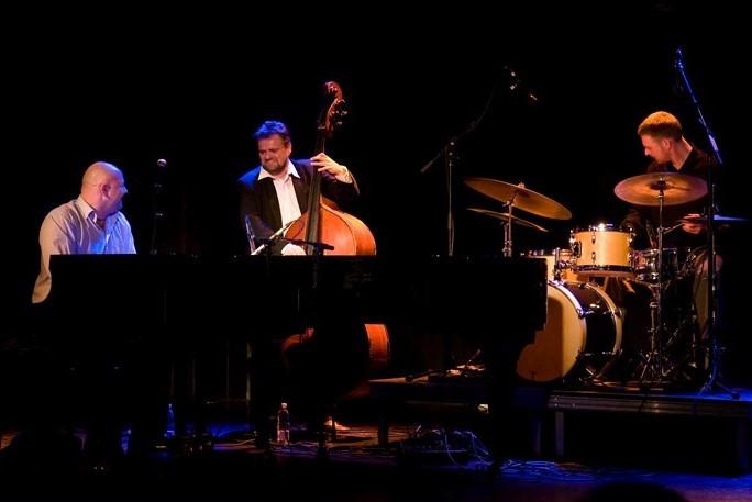 Travl jazzmusiker gæster Svaneke