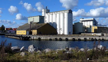 Projekt delvist opgivet: DLG-siloer i Nexø fjernes