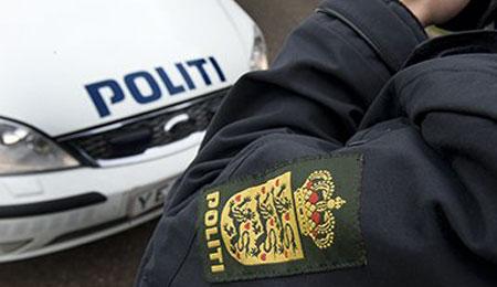 Politiet lukkede fest i Allinge