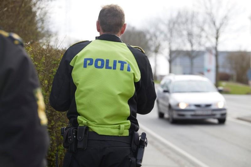 Fartbøder til 30 bilister i Olsker og Bølshavn