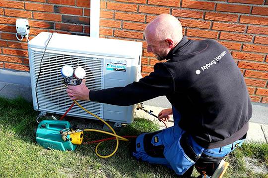 Vækst hos el-firmaet K Nyborg Hansen