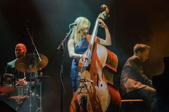 International jazzartist giver koncert i Svaneke
