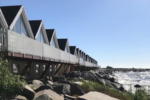 Stor renovering på Hasle Marina
