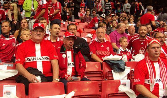 Bornholms roligans gør klar til VM-kampene