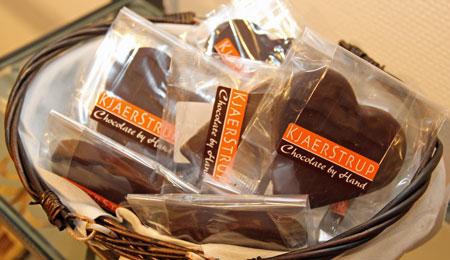 Stor fremgang for Kjaerstrup Chokolate