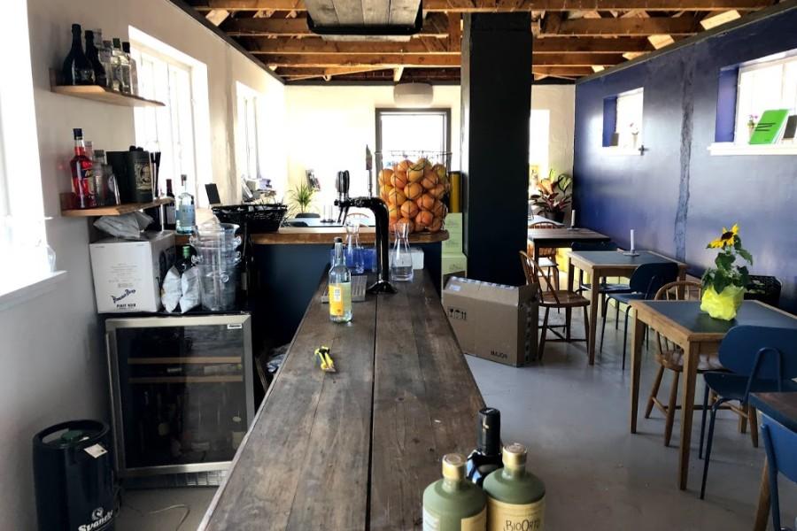 Café i Nexø gav overskud