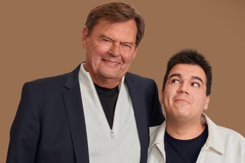 Ulf Pilgaard optræder med show i Musikhuzet