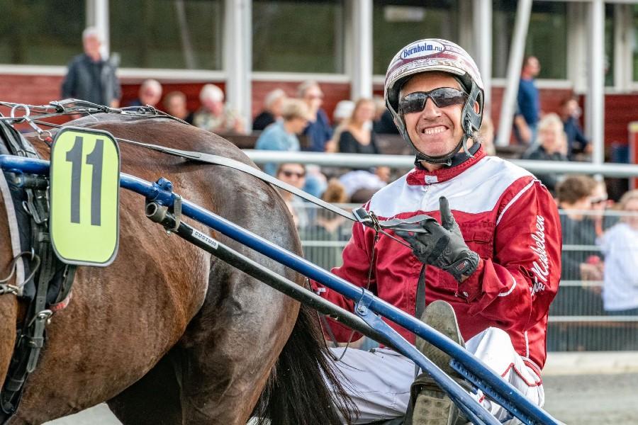 Frank Mikkelsen har vundet 10 gange