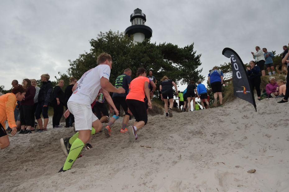 Etape Bornholm igennem sandet