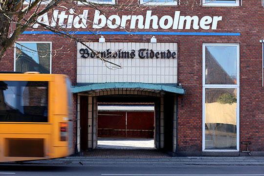 Ny chefredaktør på Tidende
