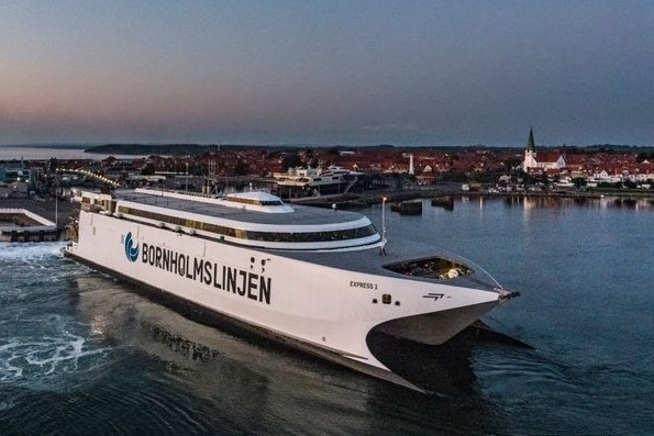 Stor fremgang for Bornholmslinjen