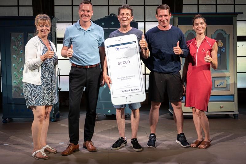 Sydbank Fonden støtter sommerrevyen